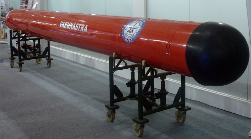 Bharat Dynamics Signs INR 1,188 Crore Deal for Torpedoes