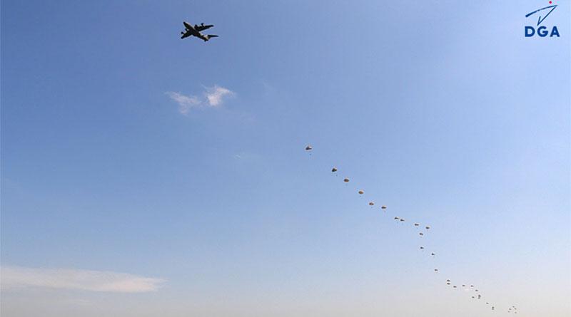 Airbus A400M Achieves Paratrooping Milestone