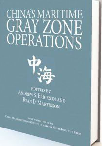 China Maritime Grey Zone Operations