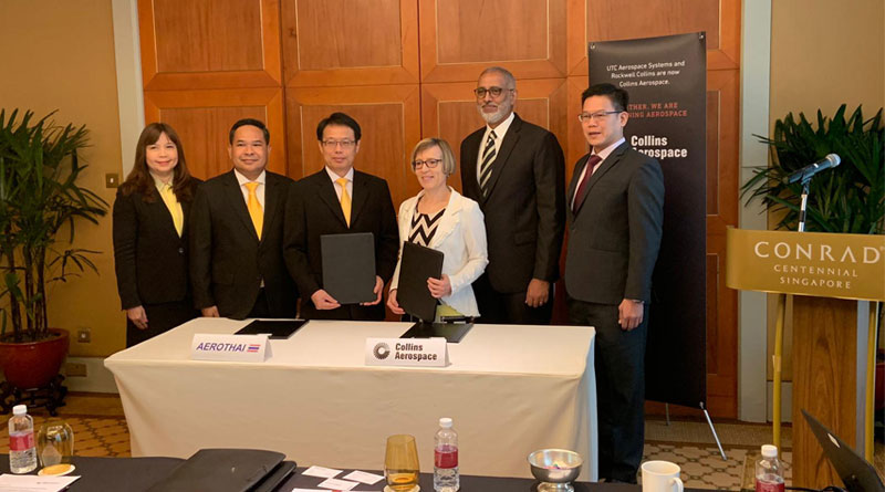 Collins Aerospace Launches GlobalConnect in Asia
