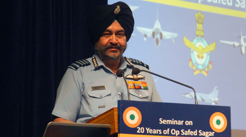 IAF's Precision Bombing Capability Demonstrated During Balakot: Dhanoa