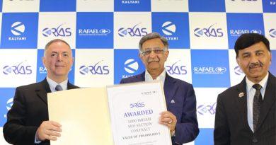 KRAS Receives USD 100 Million Order from RAFAEL