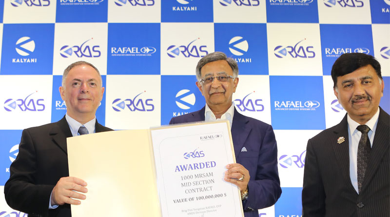 KRAS Receives USD 100 Million Order from RAFAEL