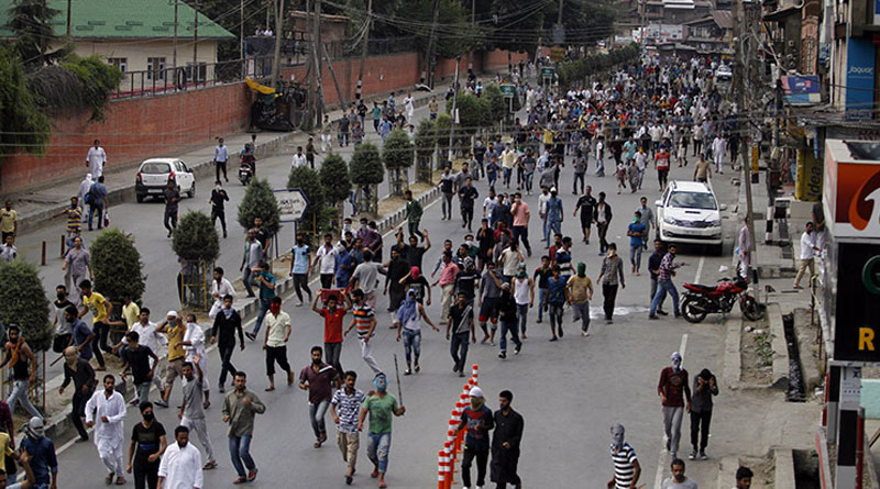 Kashmir's history of discontent