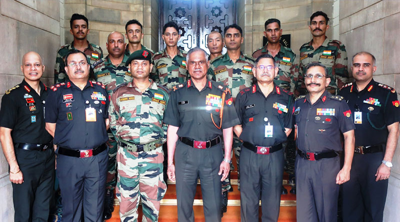 Indian Army Team Heads for Int'l Sniper Competition