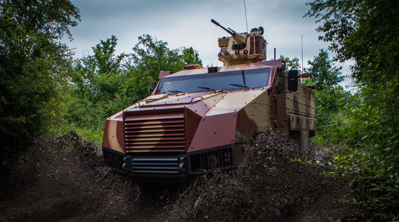 Czech Republic Signed the Acquisition Contract for 62 TITUS