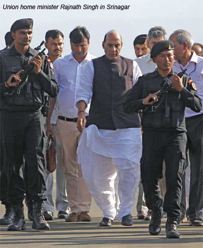 Home Minister
