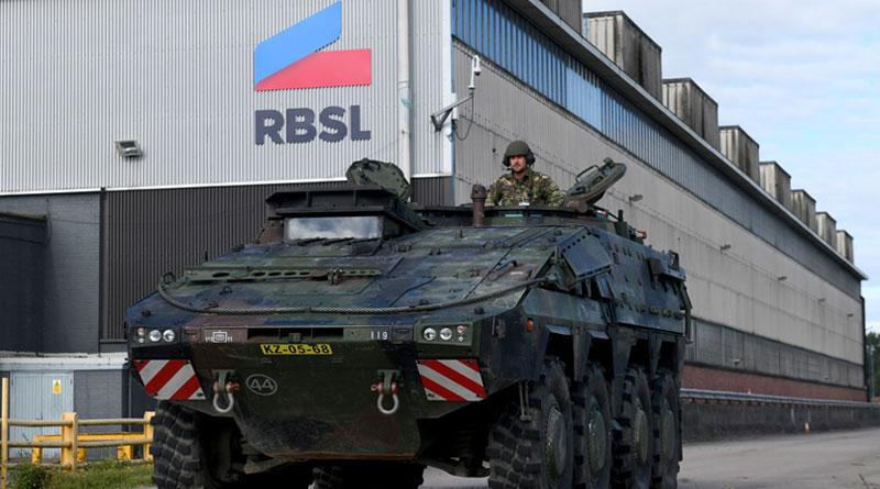 Rheinmetall, BAE Launch Armoured Vehicles Joint Venture
