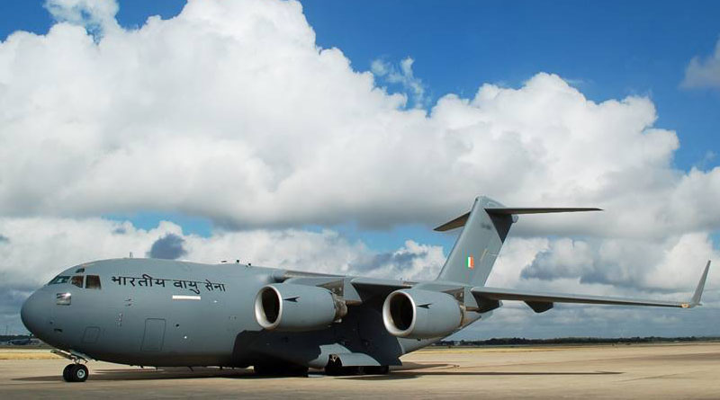 Boeing Delivers 11th C-17 Globemaster III to the Indian Air Force