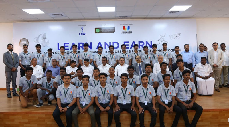 Boeing and Lakshmi Machine Works Limited Announce Skills Program for Aerospace industry