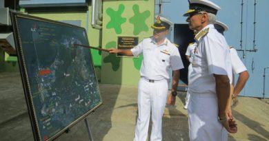 CNS Admiral Karambir Singh Visits Western Naval Command at Mumbai