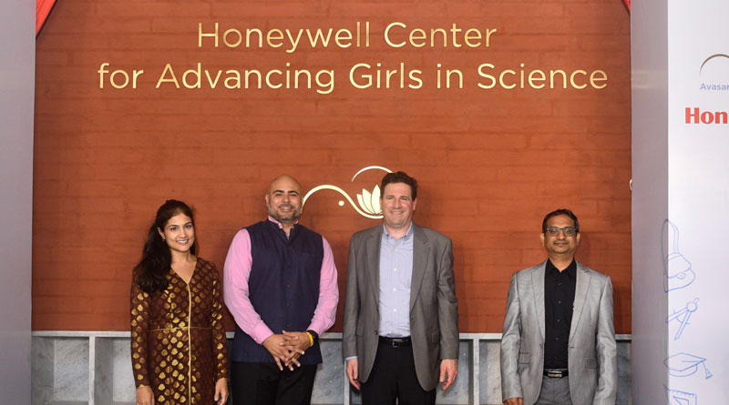 Honeywell and Avasara Collaborates for STEM Program for Girls