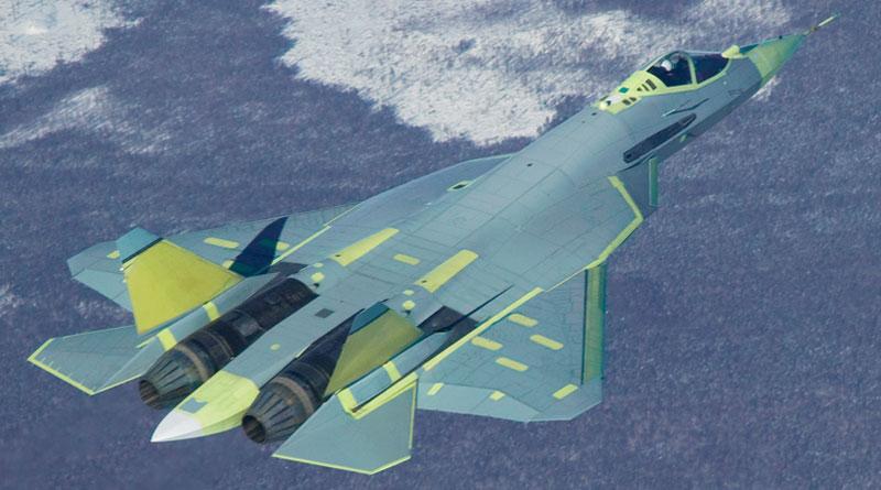 Rosoboronexport to Present Advanced Su-57E Fighter Jet at MAKS 2019