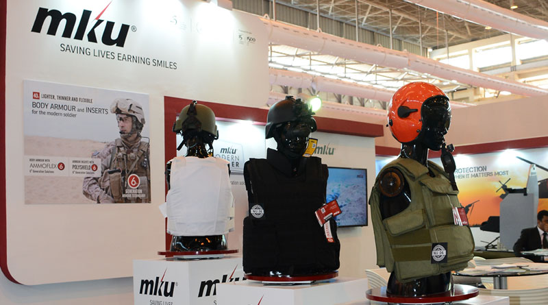 MKU Equipped to Deliver Solutions in Electro-Optics and Protection