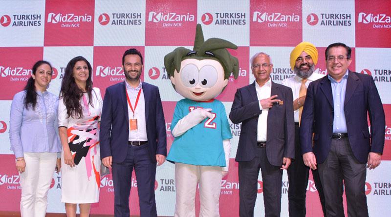 Turkish Airlines, Kidzania to Launch Aviation Academy Activity for Kids