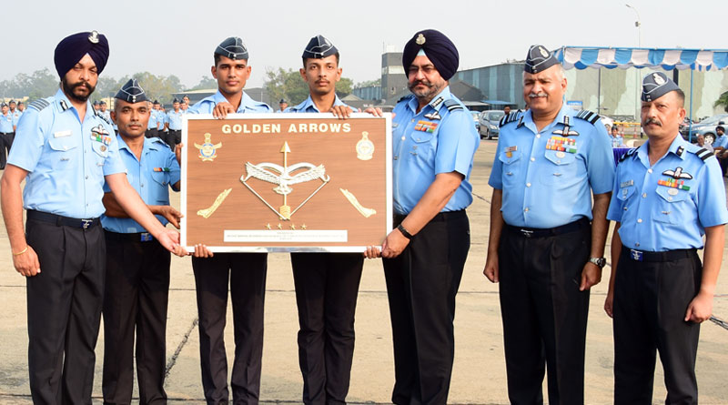 IAF Resurrects 17 Squadron 'Golden Arrows' for Rafale