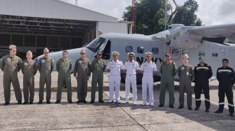 28th Indo–Thai CORPAT Underway in Thailand