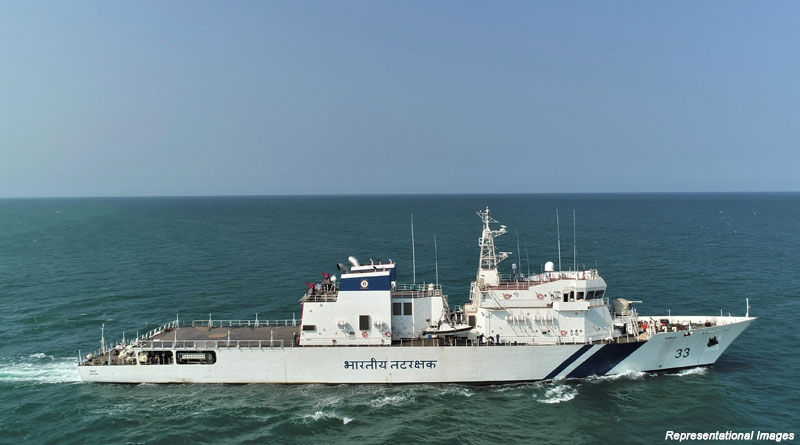 Larsen & Toubro Launches 60th Vessel for Ministry of Defence