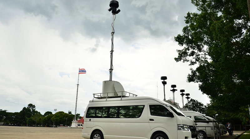 HENSOLDT Delivers Ground Surveillance Radar to Thai Police