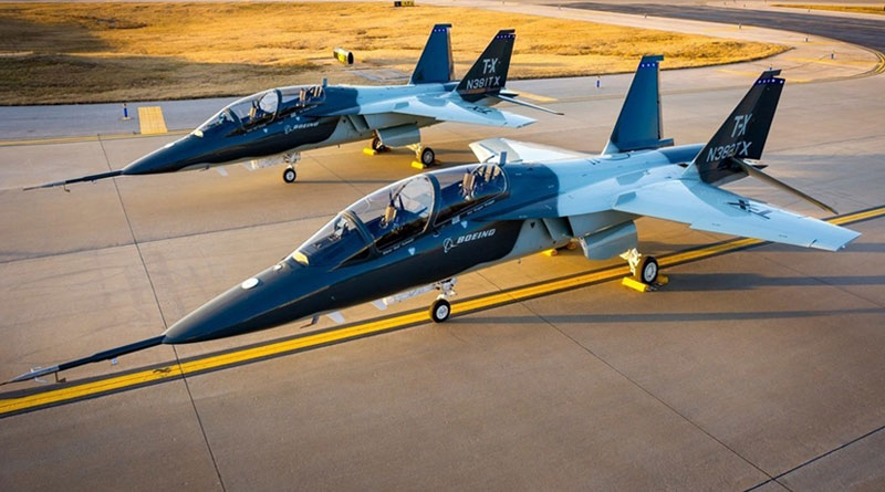 Elbit to Supply Mission Critical Products to Boeing's T-X Aircraft