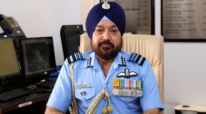 Air Marshal Harjit Singh Takes Charge as Vice Chief of the Air Staff