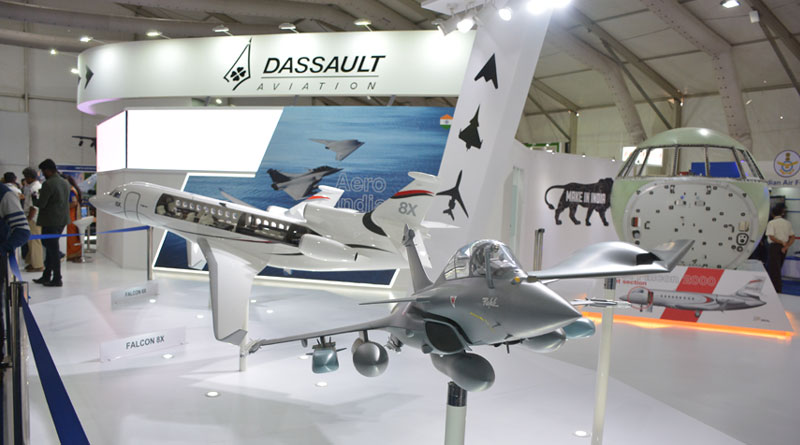 Dassault Aviation Partners With Pune College on Skill Development