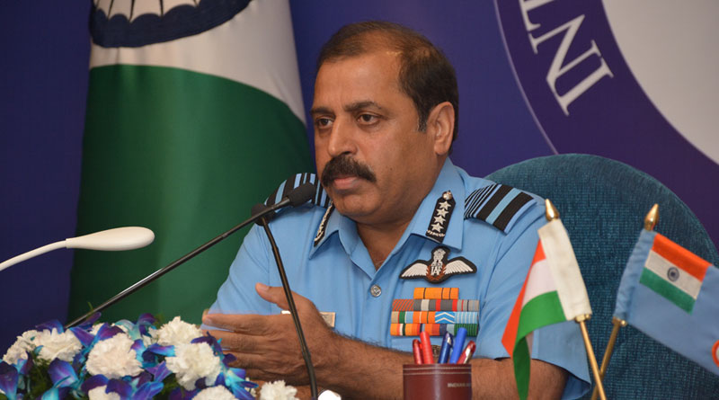 Air Chief Marshal RKS Bhadauria was both candid and cautious in his first media interaction