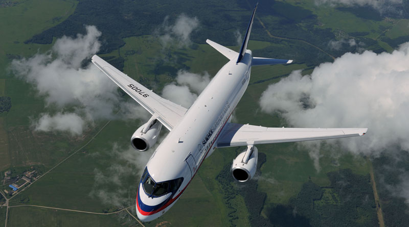 Flight Test Programme Completed for Sukhoi Superjet 100