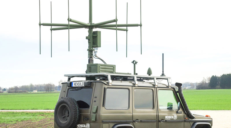 HENSOLDT's Passive Radar in NATO Measurement Campaign