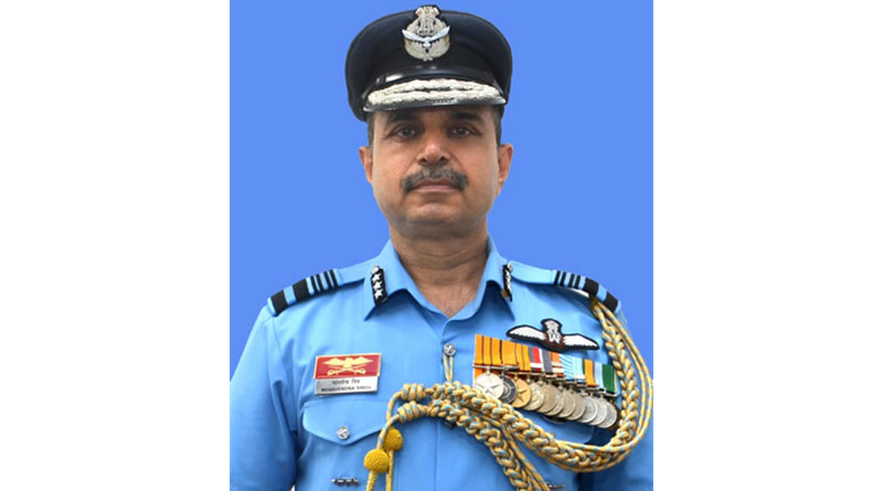Air Marshal Manavendra Singh Takes Charge as DG Inspection and Safety
