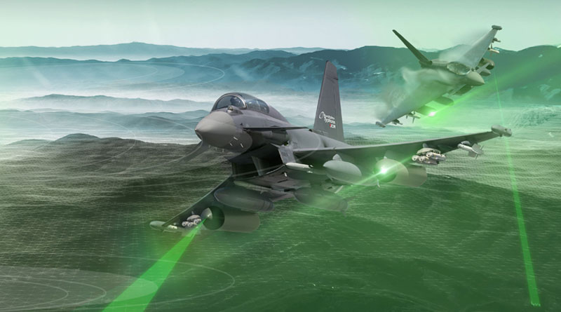 Airbus Unveils Details of New Eurofighter ECR Concept