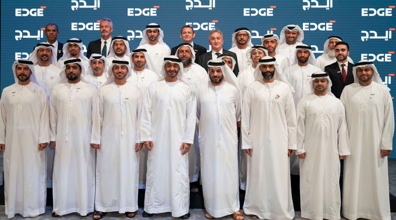 Crown Prince of Abu Dhabi Inaugurates EDGE
