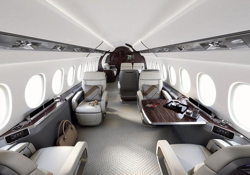 Falcon 6X