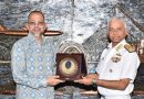 Indian and Indonesian Navies Engage in Exercise Samudra Shakti