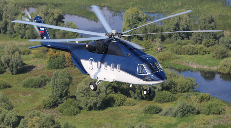 Mi-38 Launched in the International Market