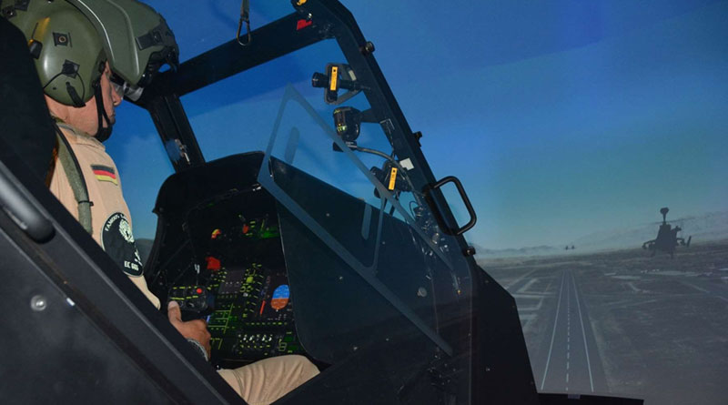 Rheinmetall Concludes Modernisation of Simulators for Tiger Combat Helicopter