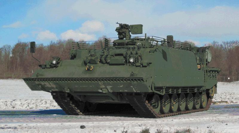 Dutch Army Awards Rheinmetall Further Bergepanzer 3 Fleet Modernisation
