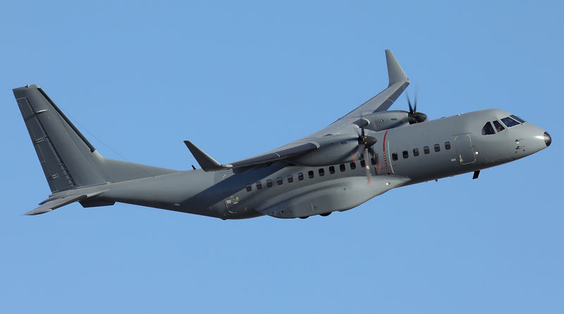 Burkina Faso Orders Military Transport Aircraft Airbus C295