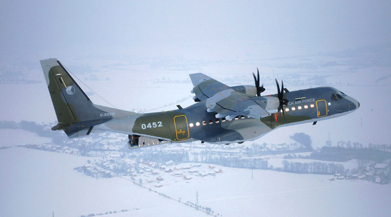 Czech Air Force Orders Two Additional Airbus C295 Aircraft