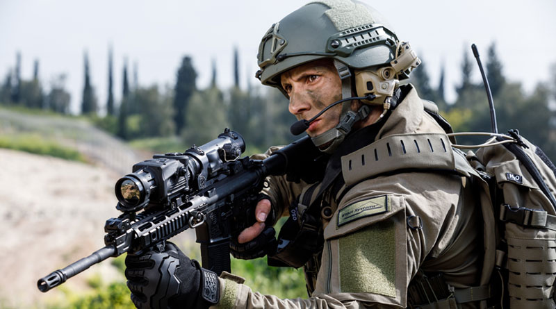 Elbit Systems' XACT Weapon Sights Enter Service with IDF
