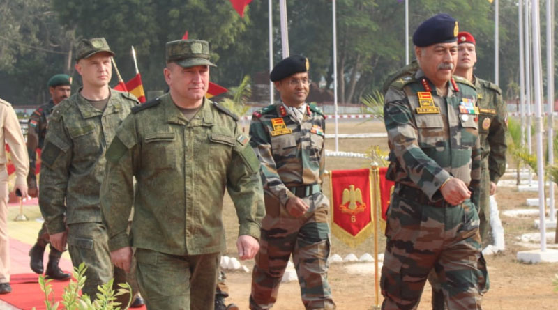 Goa Hosts Naval Phases of Indo-Russian Exercise INDRA-2019