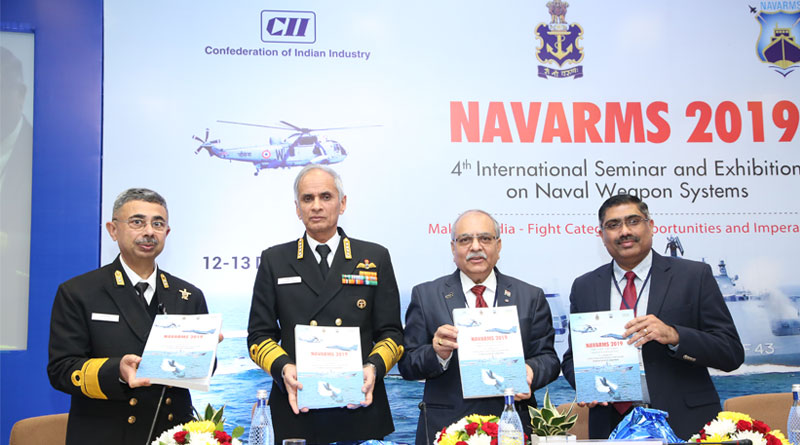 4th International Exhibition Held on Naval Weapon Systems