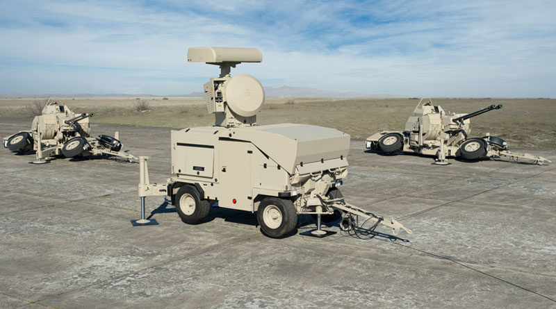 Rheinmetall Claims Contract For Air Defence Systems in Mega Project