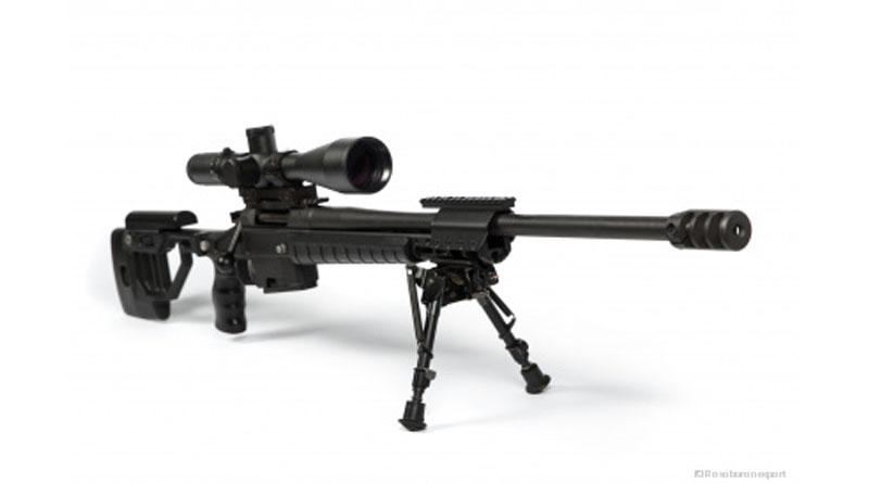 Rosoboronexport Completes USD 1.5 Million Rifle Contract