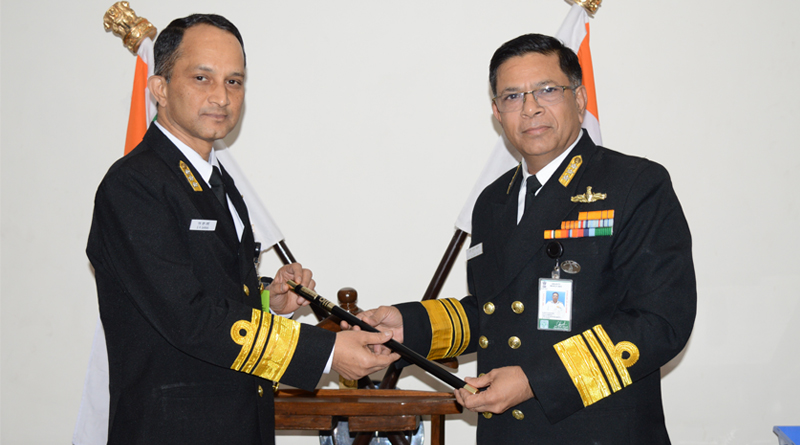 Vice Admiral S.R. Sarma Takes Over as Controller Warship Production & Acquisition