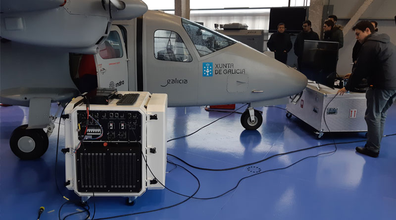 EASA Grants Green Light for Flight Tests on Indra's Targus