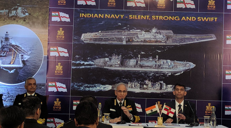 Indian Navy Aiming for 3 Aircraft Carriers, Navy Chief Says