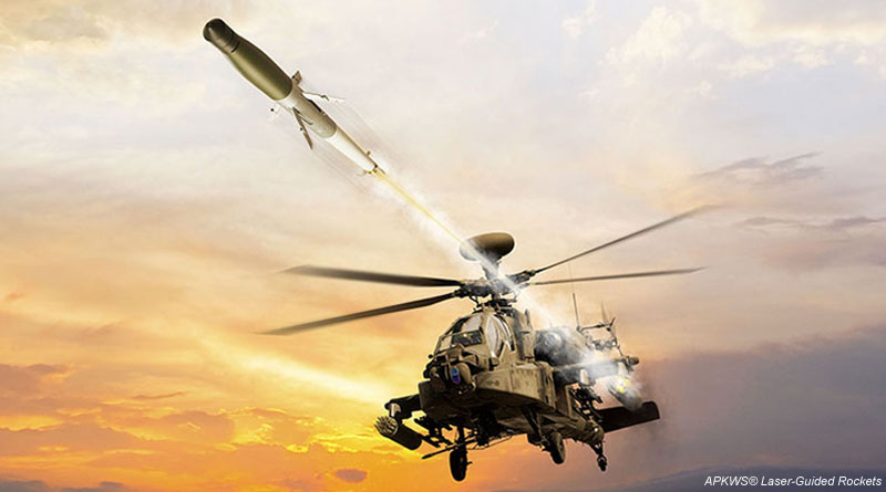 US Navy Awards Contract to BAE Systems for APKWS® Laser-Guided Rockets