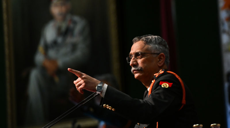 General M.M. Naravane