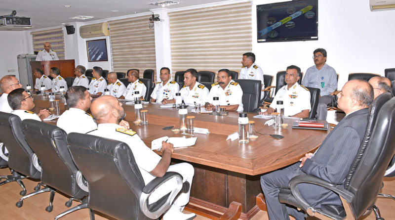 Defence Secretary-Led Panel Reviews Indigenous Aircraft Carrier Project